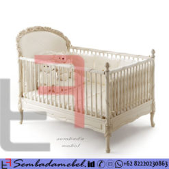 Box Bayi Ukir Cat Duco SM-236